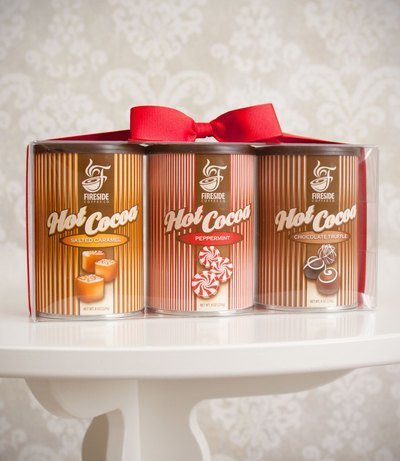 Fireside Coffee Hot Cocoa Gift Set by Fireside by Fireside