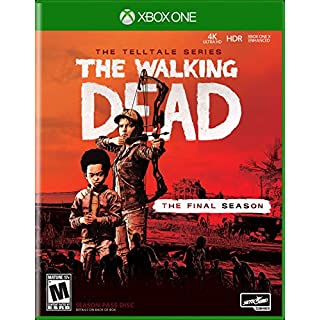 The Walking Dead: The Final Season - Xbox One