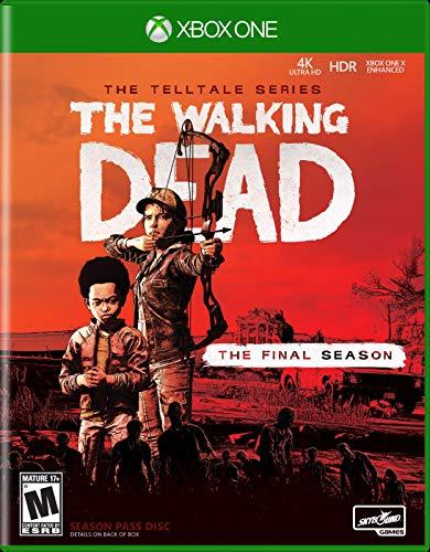 The Walking Dead: The Final Season - Xbox One (Walking Dead Video Game Xbox One)