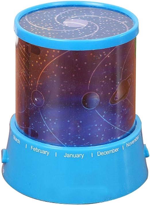 LXMT Noche Estrellada de luz de los niños, Led proyector Universo ...