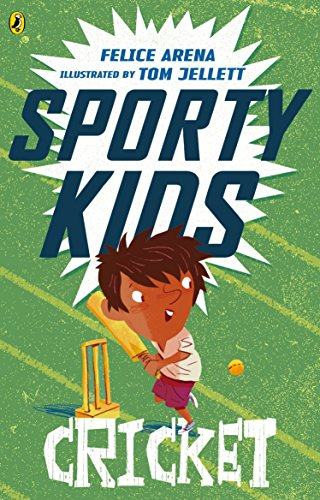 Cricket (Sporty Kids) (Eric Carle The Very Quiet Cricket)