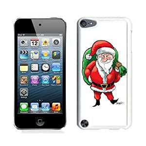 Customized Santa Claus White iPod Touch 5 Case 30