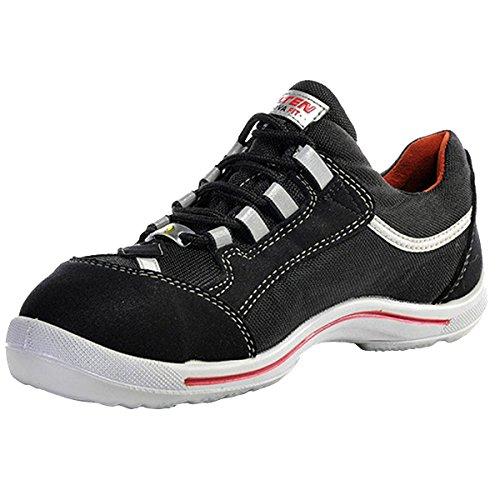 Elten 2062466 - Bajo zapatos de seguridad tamaño 42 nuria esd s3
