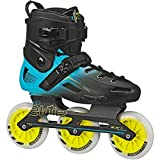 Roller Derby Elite Alpha 110mm 3-Wheel Inline Skate, 04
