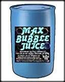 55 Gal - MAX Bubble Juice Fluid - 10x the Bubbles from Standard Machines