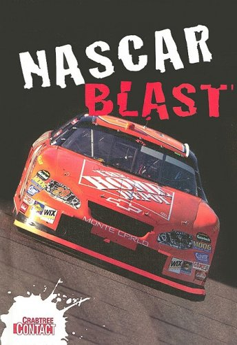 Nascar Blast (Crabtree Contact) ebook