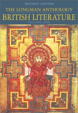 The Longman Anthology of British Literature, Volume 1: Middle Ages to The Restoration and the 18th Century (2nd Edition) (18th Century Fireplaces)