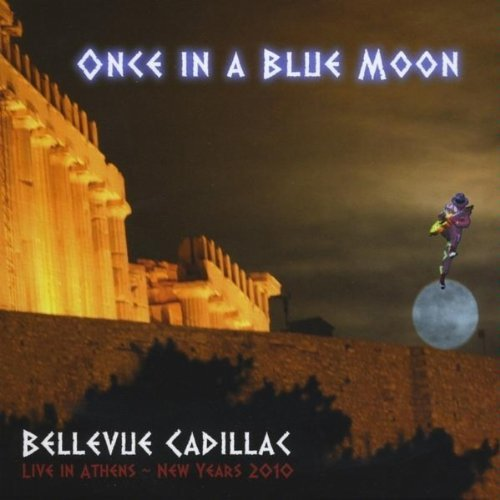 Once in a Blue Moon - In Stores Bellevue
