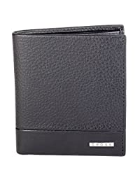 Cross Genuine Leather Global Passport Wallet with Pen, Coffee, One Size