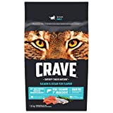 Crave Dry Food for Cats - Salmon & Ocean Fish - 1.8kg
