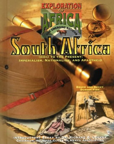 South Africa (Eoa) (Exploration of Africa; The Emerging Nations) PDF