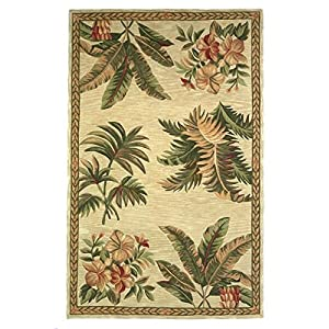 51SC2n%2Bc17L._SS300_ Best Tropical Area Rugs