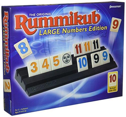 Pressman Rummikub Large Number Edition product image