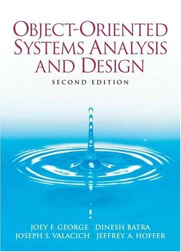head first object oriented analysis and design pdf