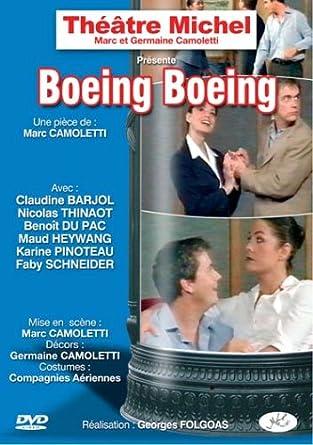 Boeing Boeing - Pièce de théatre 51SC4MQK59L._SY445_