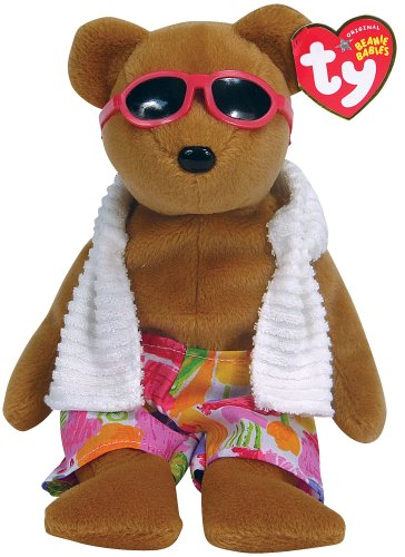 Ty Beanie baby Miami boy in - Sunglass Miami