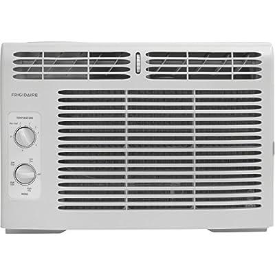 Frigidaire FFRA0511R1E 5, 000 BTU 115V Window-Mounted Mini-Compact Air Conditioner with Mechanical Controls