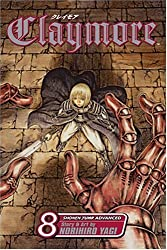 Claymore, Vol. 8: The Witch's Maw