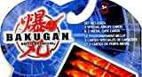 Bakugan 5 Piece Booster Card Pack
