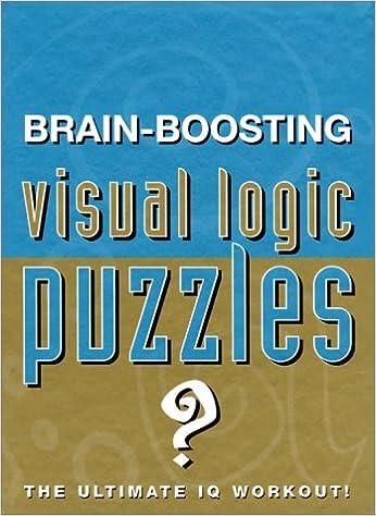 Brain-Boosting Visual Logic Puzzles