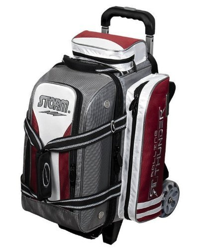 Storm Rolling Thunder Bowling Bag (2-Ball), Assorted by Storm