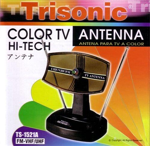 Review TRISONIC TS-1521 INDOOR DIGITAL