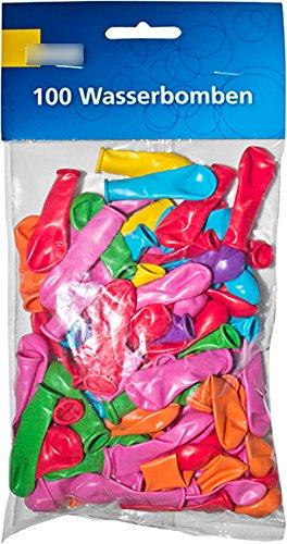 Spielzeug Großhandel & Sonderposten 500 x Wasserbomben Wasserbombe Wasserballons Bunt Water Bombs Wasser Bombe