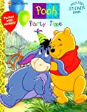 Pooh Party Time, Golden Books Staff, 0307085570