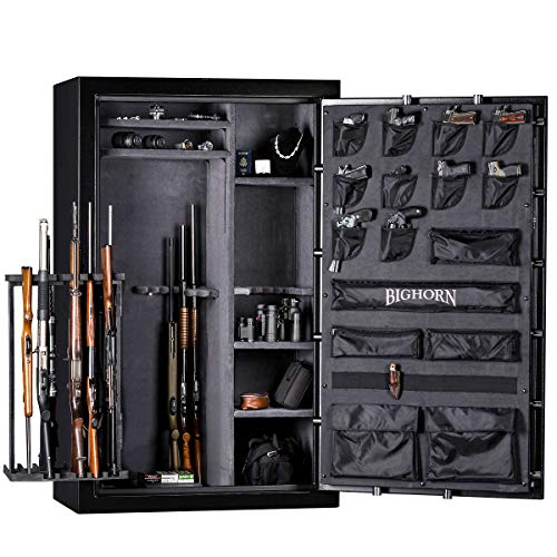 Bighorn Expect More Ultimate Access Gun Safe Model UAB7144EX
