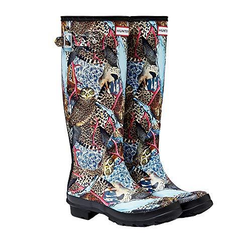Hypernormal Women's Boot Original Hunter Rain Tall Print 4Zx8wxXqd