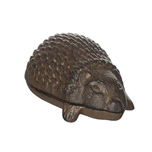 Cast Iron Hedgehog Key Holder Heaven Sends