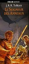 Le Seigneur des Anneaux, coffret de 3 volumes : La Communauté de l'Anneau - Les Deux Tours - Le Retour du roi par Tolkien