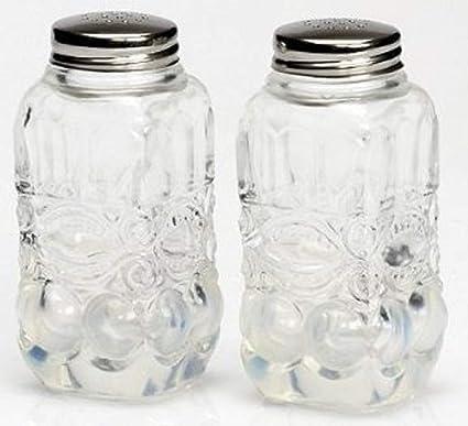 Amazon com: Mosser Glass Eye Winker Opal Salt & Pepper