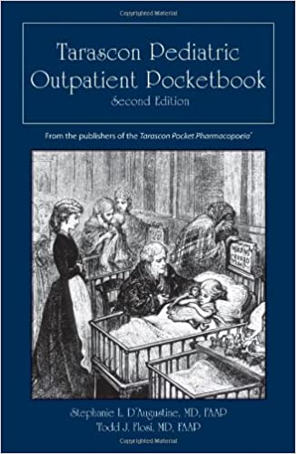 Book Tarascon Pediatric Outpatient Pocketbook