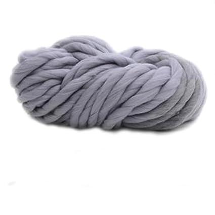 921b822021e4 Anti-pilling Thick Acrylic Yarn Soft Scarf Knitting Wool Hand ...