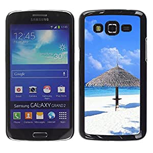 - Sex on the sunshine beach island - - Fashion Dream Catcher Design Hard Plastic Protective Case Cover FOR Samsung Galaxy Grand 2 Retro Candy