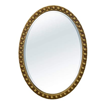 Amazon Com European Oval Bathroom Vanity Mirror Hotel Aisle