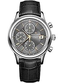 Maurice Lacroix Les Classiques Chronograph Automatic Watch, Black, ML 112