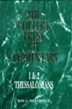 College Press NIV Commentary : 1 and 2 Thessalonians, Weatherly, Jon A., 0899006361