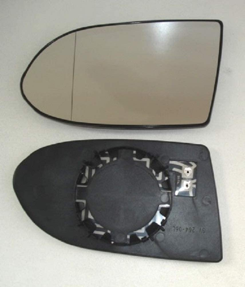 Spiegel Spiegelglas Links Zafira A 1999 Bis 2005 Beheizbar Für Außenspiegel Elektrisch Und Manuell Verstellbar Geeignet Auto