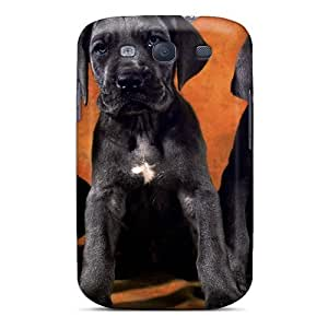 ToVYjcq311uIwNc Cynthaskey Black Labrador Puppies Feeling Galaxy S3 On Your Style Birthday Gift Cover Case