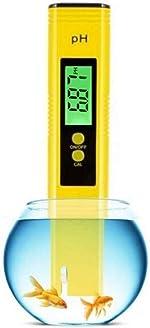 Digital PH Meter,Backlight PH Meter 0.01 High Precision Water Quality Tester