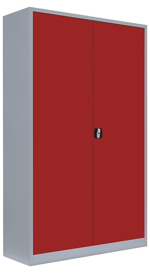Armario con puerta acero Rodamiento de chapa de acero armario armario oficina Armario Armario para