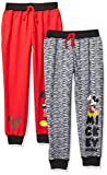 Best Disney Clothing For Boys - Disney Boys' Little Mickey Mouse 2 Pack Jogger Review
