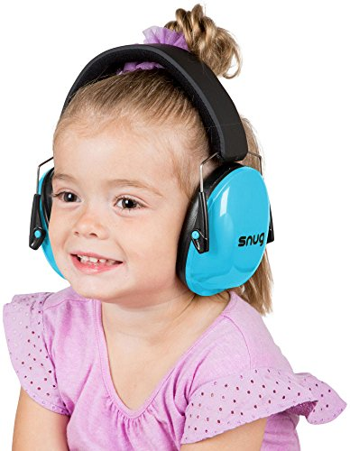 Snug-Safe-n-Sound-Kids-Earmuffs-Hearing-Protectors-Adjustable-Headband-Ear-Defenders-For-Children-and-Adults-Aqua-Blue