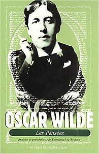 Les Pensées par Oscar Wilde