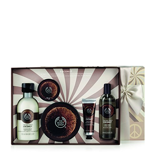 Body Shop Coconut Essential Collections product image