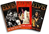 Elvis - The Concert Collection ('68 Comeback Special, One Night with You, Aloha from Hawaii) [VHS]