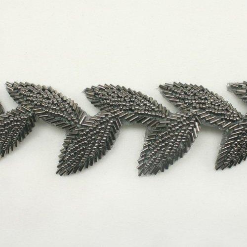 Beaded Leaf - 7