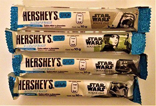 Star Wars: Rogue One Mexico Exclusive Hershey's Cookies 'n' Creme Candy Set - Exclusive Creme